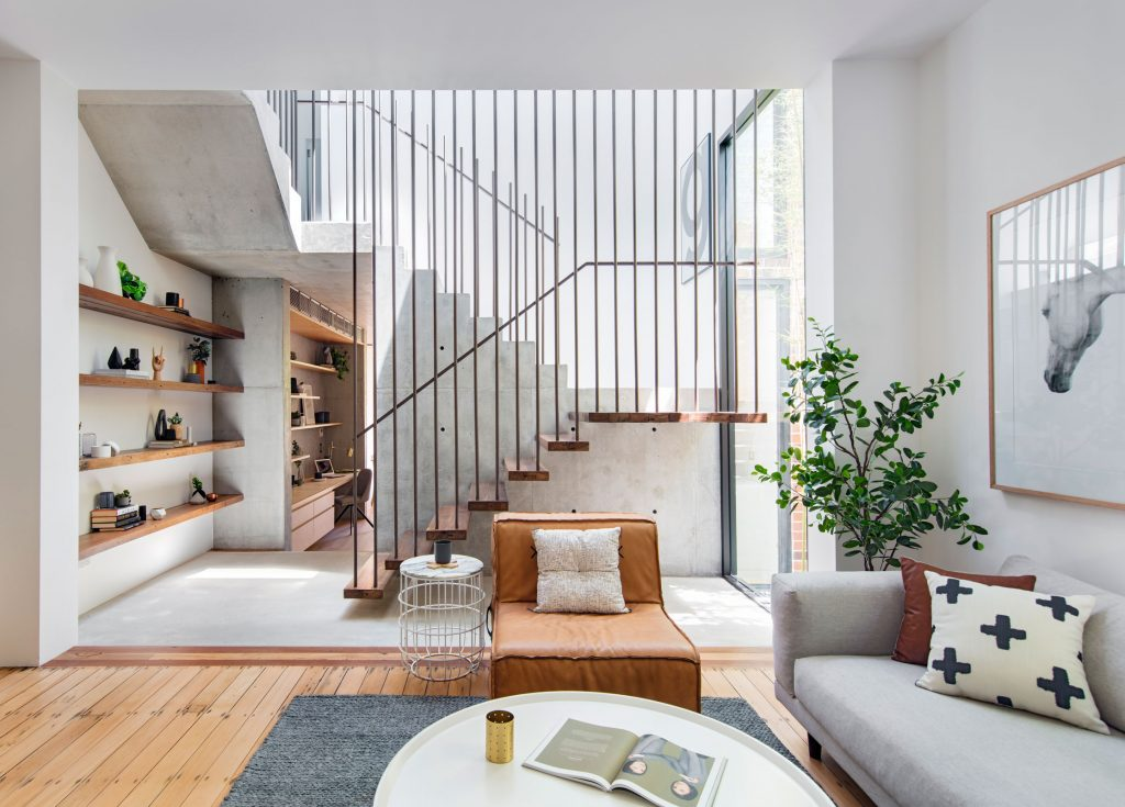Balmain Semi House By Co Ap Project Feature The Local Project Image 14
