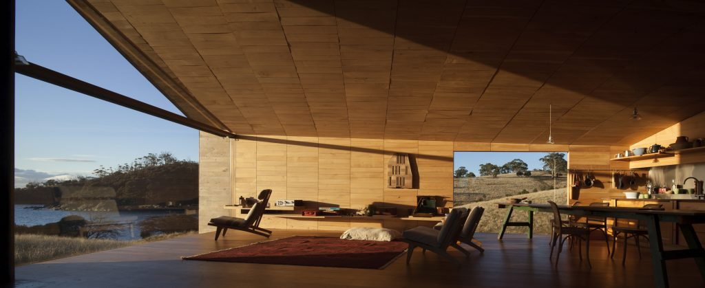 John Wardle Architects' Bushfire Recovery Auction Project Feature The Local Project Image 01