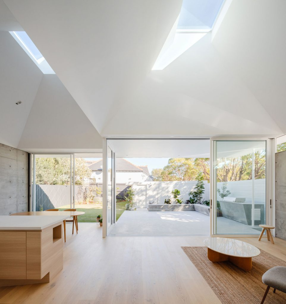 Dulwich Hill House By Benn And Penna Project Feature The Local Project Image 02