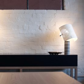 Shogun Tavolo Table Lamp By Mario Botta Product Directory The Local Project Image 02