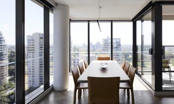A Family Home In The Sky Lake View Penthouse By Golden Albert Park Vic Australia Image 02