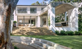 A Process Of Reduction–castlecrag House By Polly Harbison Design Castlecrag Nsw Australia Image 10