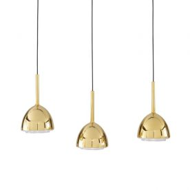Brass Bell Suspended Lights By Ligne Roset Product Directory The Local Project Image 01