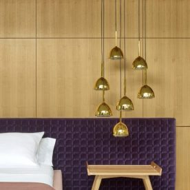 Brass Bell Suspended Lights By Ligne Roset Product Directory The Local Project Image 03