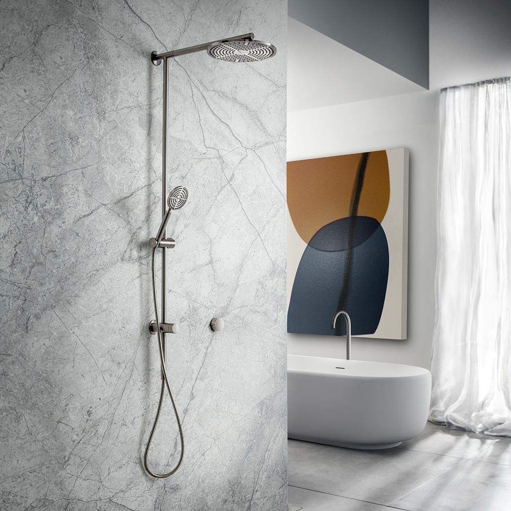 Eccentric Dual Rail Shower By Rogerseller Product Directory The Local Project Image 10