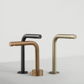 Fantini Fukasawa Outlet with Benchmount Mixer by Naoto Fukasawa - Product Directory - The Local Project Image 02