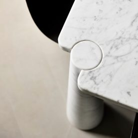 Eros Table By Angelo Mangiarotti Product Directory The Local Project Image 02