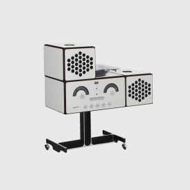 Radiofonografo By Achille & Pier Giacomo Castiglioni Product Directory The Local Project Image 02