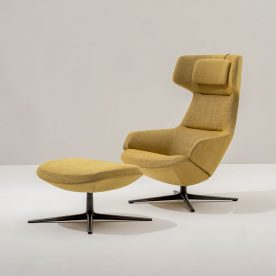 Aston Club Lounge Chair By Jean Marie Massaud Product Directory The Local Project Image 01
