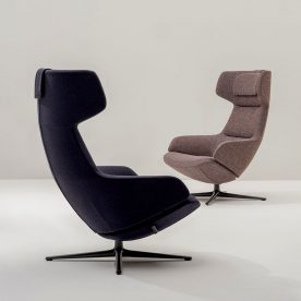 Aston Club Lounge Chair By Jean Marie Massaud Product Directory The Local Project Image 02