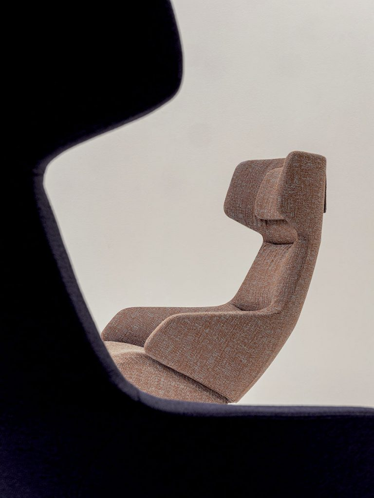 Aston Club Lounge Chair By Jean Marie Massaud Product Directory The Local Project Image 03