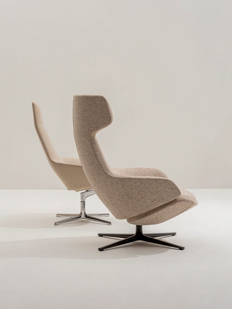Aston Club Lounge Chair By Jean Marie Massaud Product Directory The Local Project Image 04