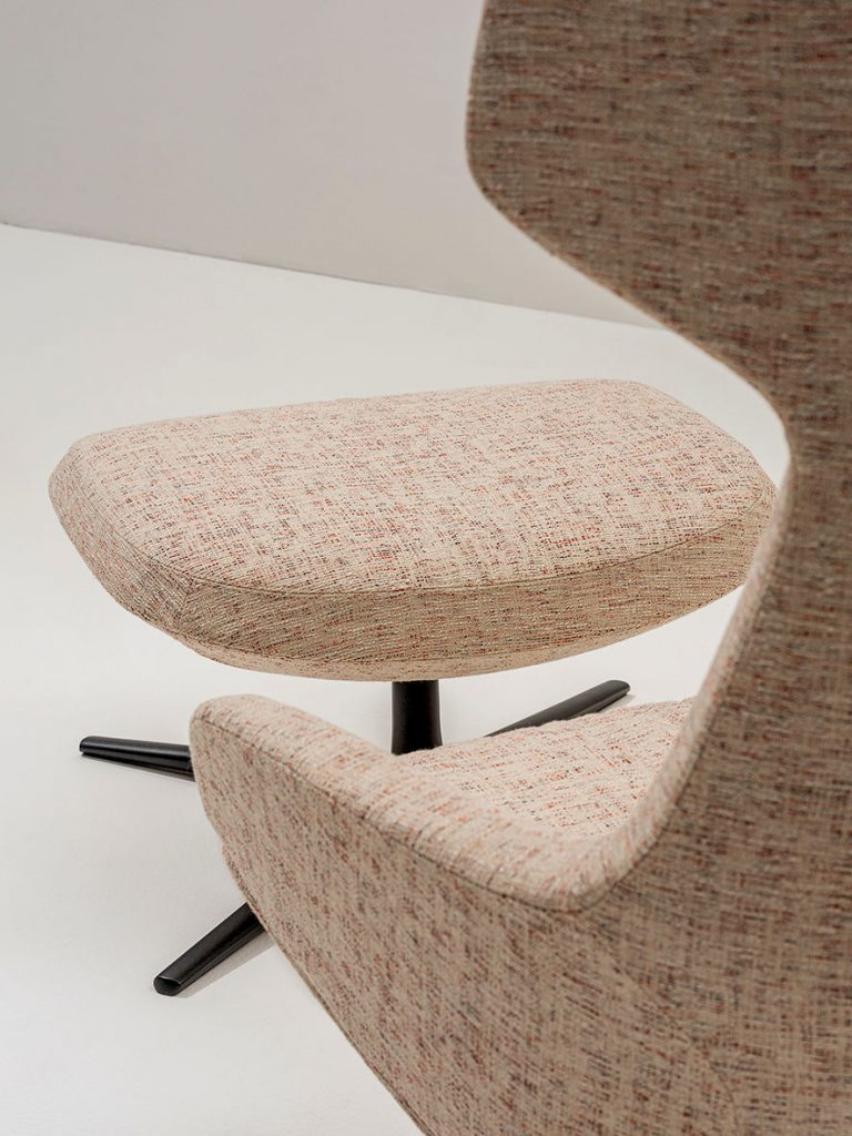 Aston Club Lounge Chair By Jean Marie Massaud Product Directory The Local Project Image 05