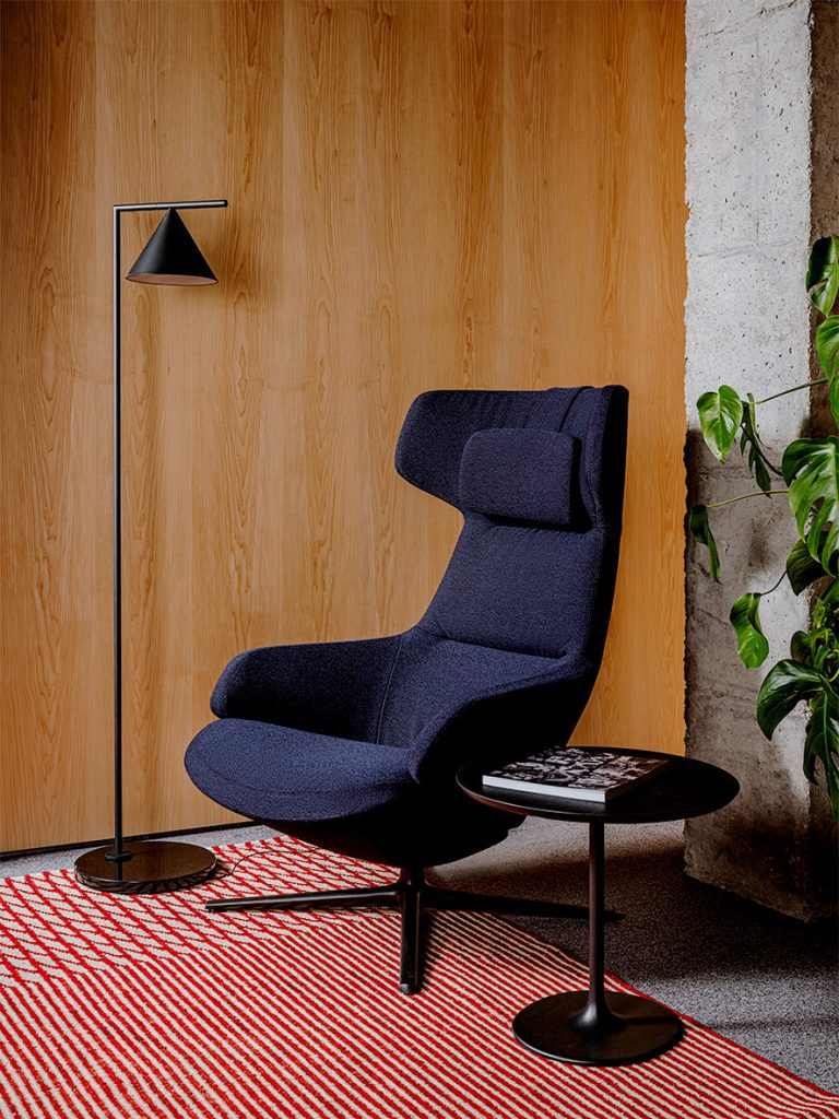 Aston Club Lounge Chair By Jean Marie Massaud Product Directory The Local Project Image 08