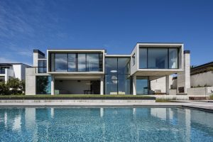 Hobson Bay House By Julian Gutherie Architecture Auckland New Zealand Image 04
