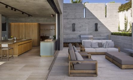 Hobson Bay House By Julian Gutherie Architecture Auckland New Zealand Image 015