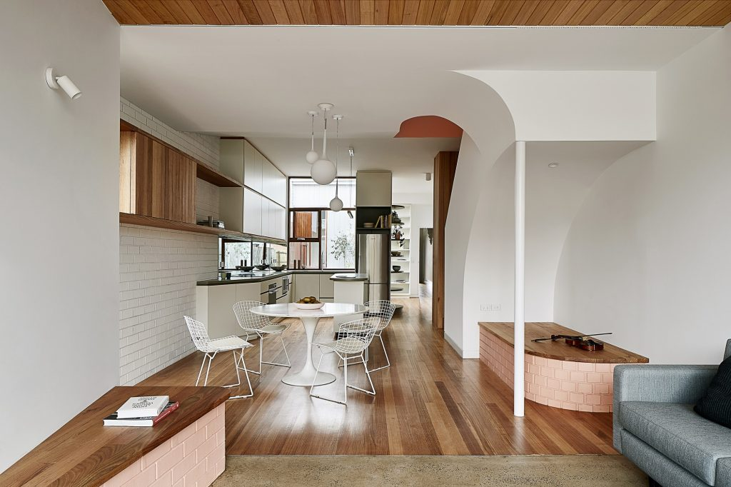 Feng Shui House By Steffen Welsch Architects Clifton Hill Vic Australia Image 018