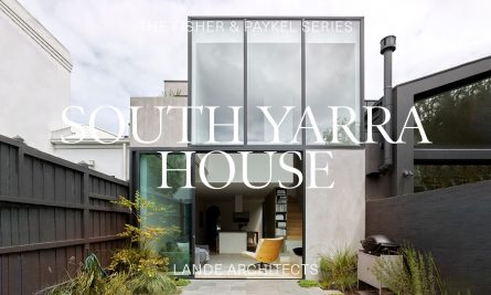 South Yarra House By Lande Architects Thumbnail