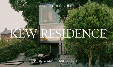 Kew Residence By John Wardle Architects Video Feature The Local Project