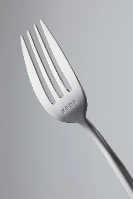 Brushed Silver 24pc Cutlery Set By Krof Product Directory The Local Project Image 05