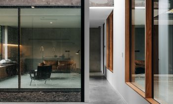 Rain Curtain House By Room11 Project Feature The Local Project Image 04