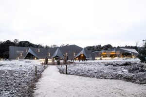 Cradle Mountain Visitor Centre By Cumulus Studio Cradle Mountain Tas Australia Image 06