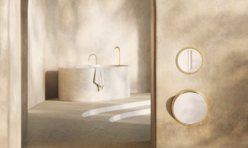 Elevated Tactility – Brushed Gold By Vola – Project Feature – The Local Project Image 10