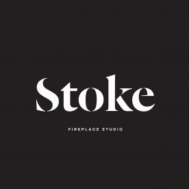 Stoke Large On Black