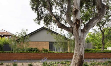 Malvern East House By Eliza Blair Architecture & Studio Mkn Malvern East Vic Australia Image 01