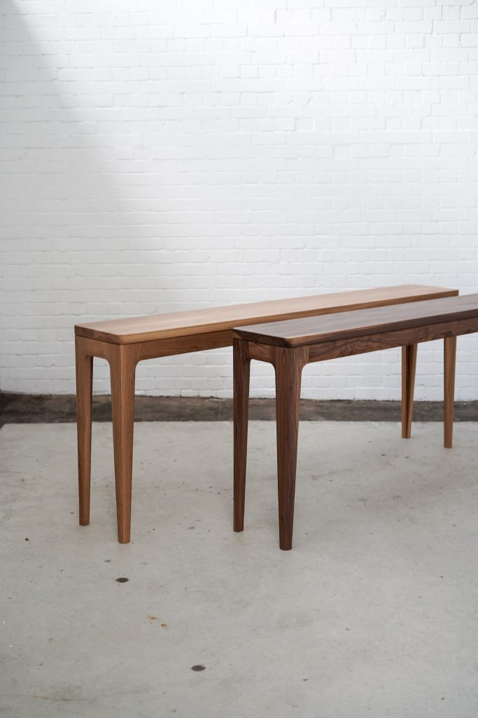 Hall Table By Martin Johnston Furniture Product Directory The Local Project