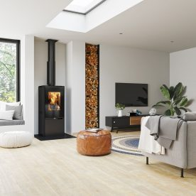 Spartherm Freestander Wood Fireplace By Spartherm Product Directory The Local Project 1