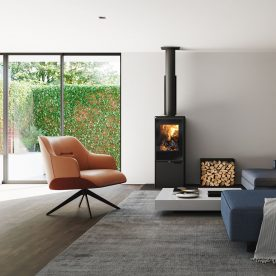 Spartherm Freestander Wood Fireplace By Spartherm Product Directory The Local Project 2