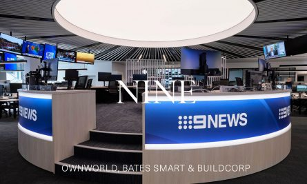 A New Home For Nine News Designed By Bates Smart Video Feature The Local Project Image 08
