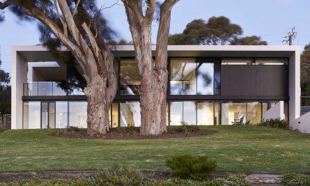 Sugar Gum House By Architects Ink Willunga Sa Australia Image 01