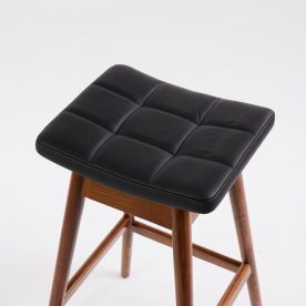 Martelle Bar Stool By Peter Brown Product Directory The Local Project Thbrown Darkash Black 6