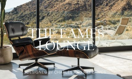 A Love Letter To Design – The Eames Lounge By Charges And Ray Eames From Herman Miller Video Feature The Local Project Image 01