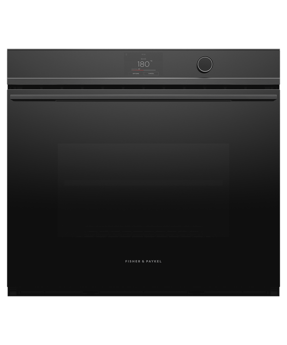Oven, 76cm, 17 Function, Self Cleaning By Fisher & Paykel