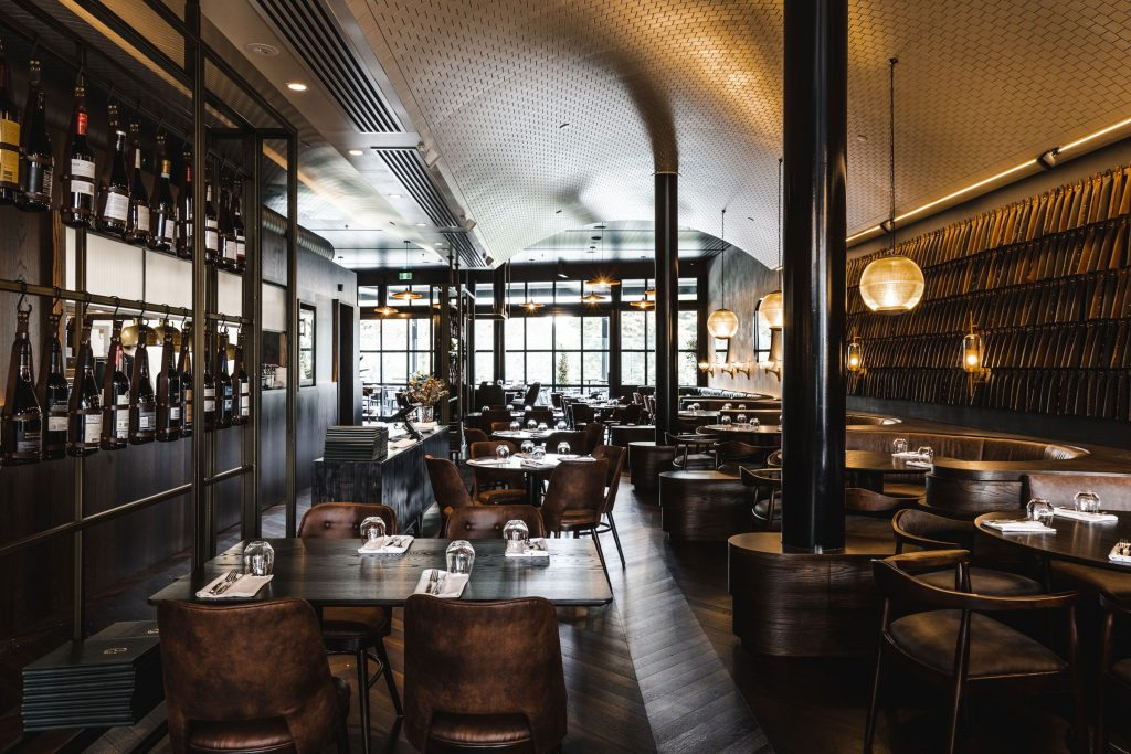 Textural And Immersive – New York Grill By Ctrl Space Image 07