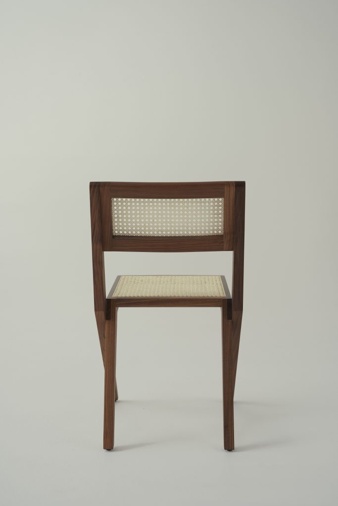 Lina Chair By Daniel Boddam Product Directory The Local Project 2