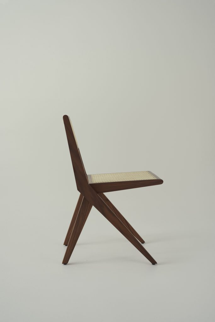 Lina Chair By Daniel Boddam Product Directory The Local Project 3