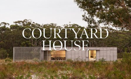 Courtyard House By Chrofi Video Feature The Local Project Image 01