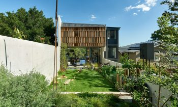 Suspended Immersion – Riverbank House By Wilson Architects Image 05