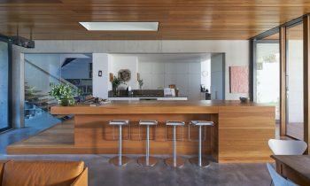 Suspended Immersion – Riverbank House By Wilson Architects Image 07