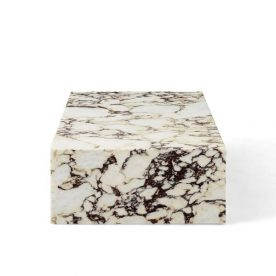 Plinth Low Coffee Table Rose Marble By Norm Architects Product Directory The Local Project 02