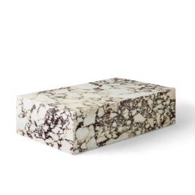Plinth Low Coffee Table Rose Marble By Norm Architects Product Directory The Local Project 03