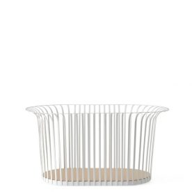 Ribbon Storage Basket Ivory By Menu Product Directory The Local Project 1