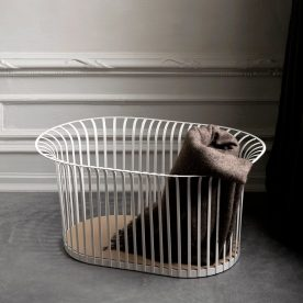 Ribbon Storage Basket Ivory By Menu Product Directory The Local Project 4