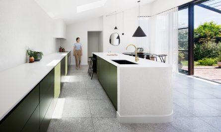 Brunswick Green House By Dood Studio Brunswick Vic Australia Image 011