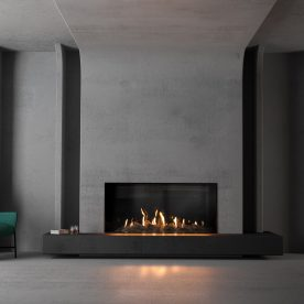 Ks1460 Single Sided Gas Fireplace By Mode Product Directory The Local Project Concrete 1460 Single 1 Med Res