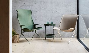 The Zephyr Lounger By Charles Wilson For Tait Product Feature The Local Project Image 02